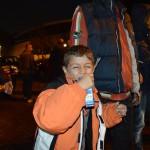 Een Syrisch kind op weg naar het ICIM