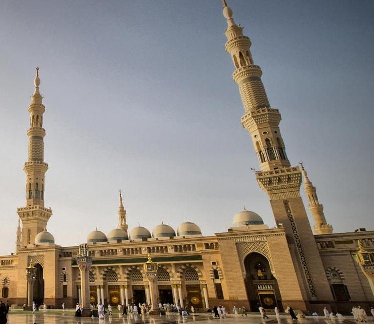 Moskee van de profeet Mohammed vzmh